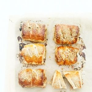 Food in books: sausage rolls from Harry Potter and the Goblet of Fire