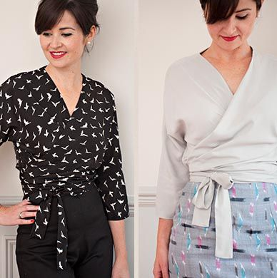 This little blouse is the perfect companion to many an outfit. Wear it over a dress, with our Ultimate pencil skirt or Ultimate trousers. Made in a plain fabric it looks smart and chic for the office and in a … Continue reading →
