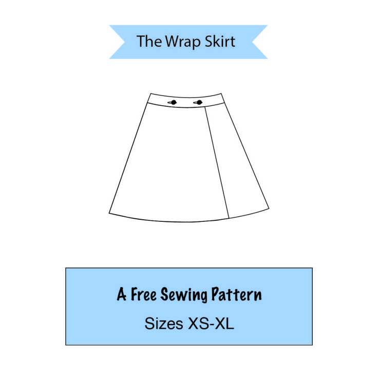 Wrap skirt pattern                                                                                                                                                      More