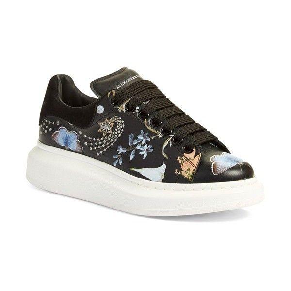 Alexander Mcqueen Sneakers Noir
