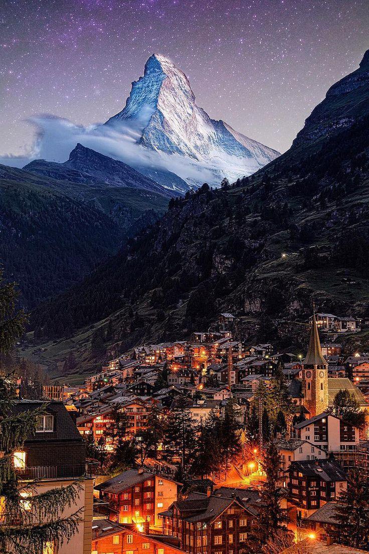 """banshy: """" Zermatt, Switzerland by: Sennai Senna """""""