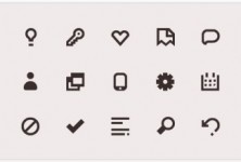 3 FREE ICONS SETS FROM P.J. ONORI