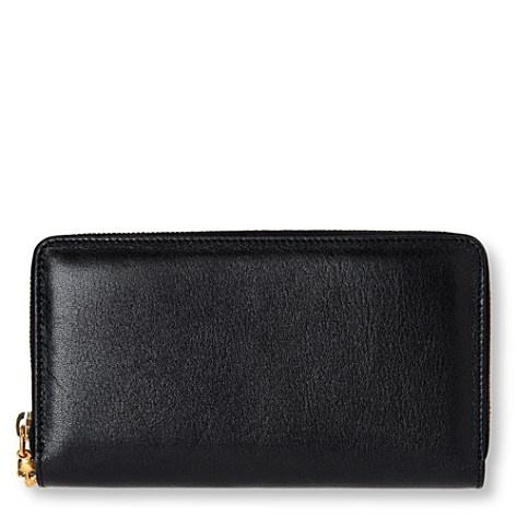 ALEXANDER MCQUEEN Continental wallet