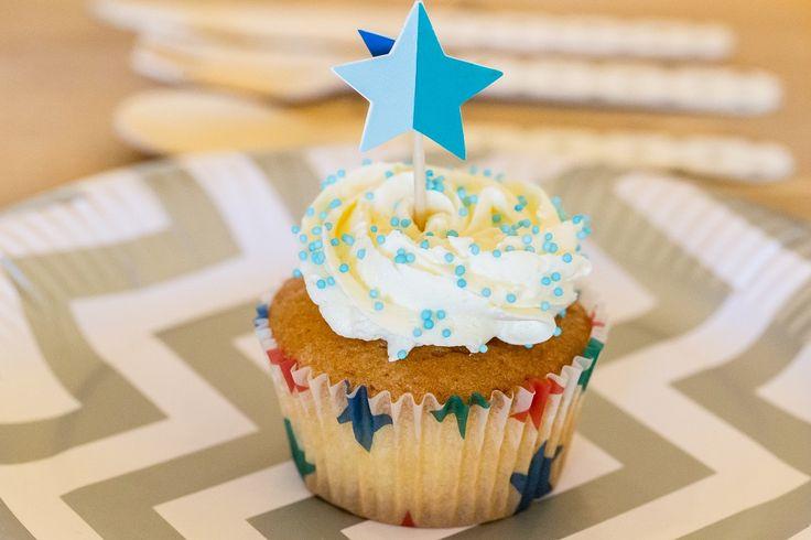 babyboy, cupcake set www.happilyeverafterdeco.nl
