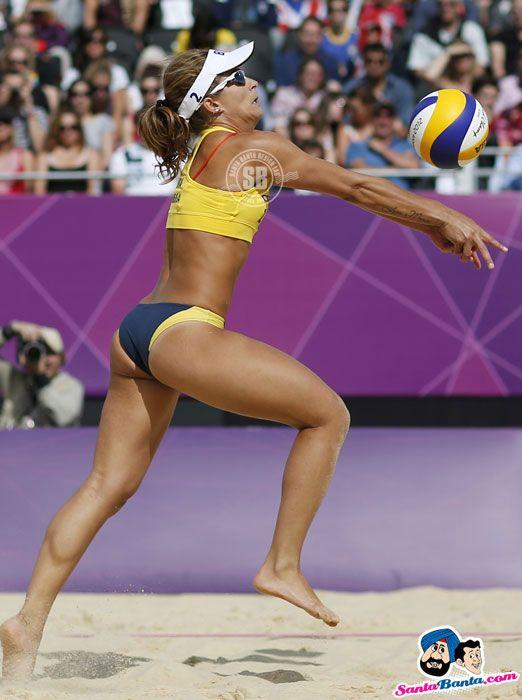 Beach Volleyball Players Body - Google Search  Beach -5099