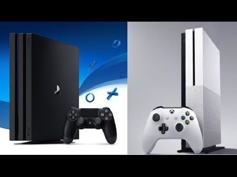 PS4 PRO & XBOX SCORPIO - Low Price Sells Consoles Not High Specs