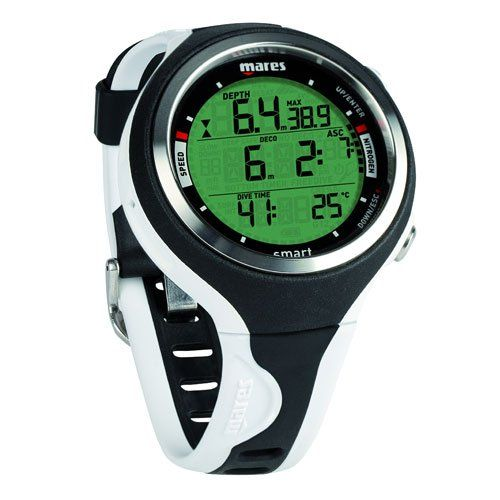 Mares Smart Air / Nitrox Dive Computer Watch 414129BKGR 009563