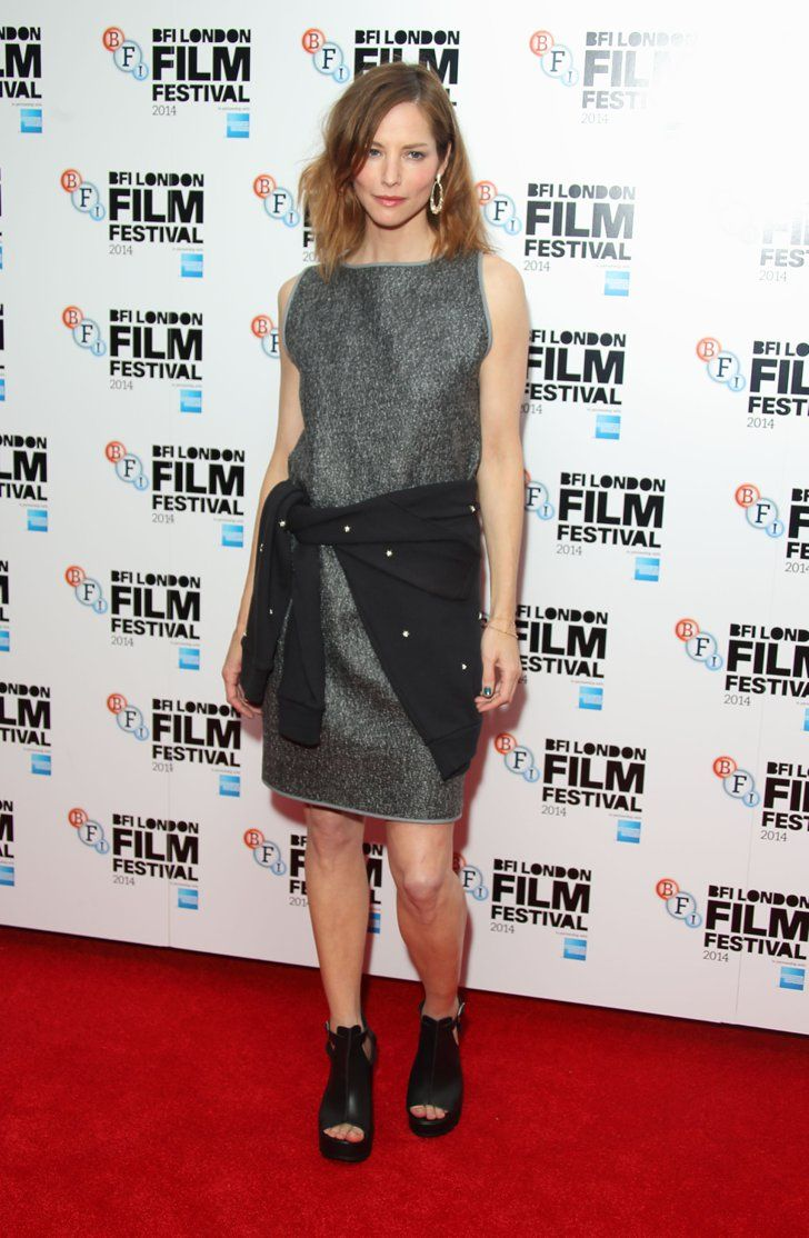 Pin for Later: That's a Wrap! See All the Stars Who Ditched Hollywood For the London Film Festival Sienna Guillory The actress promoted her movie The Goob.
