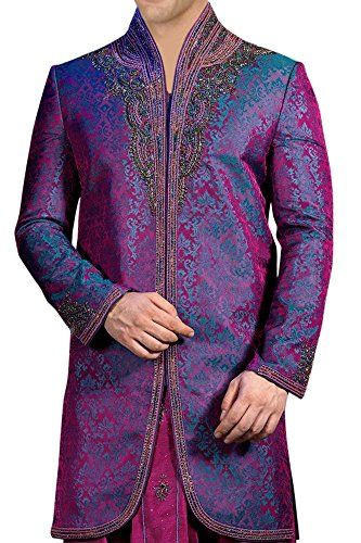 http://www.allmenstyle.com/inmonarch-mens-aesthetic-high-purple-neck-indo-western-suit-in211-2/