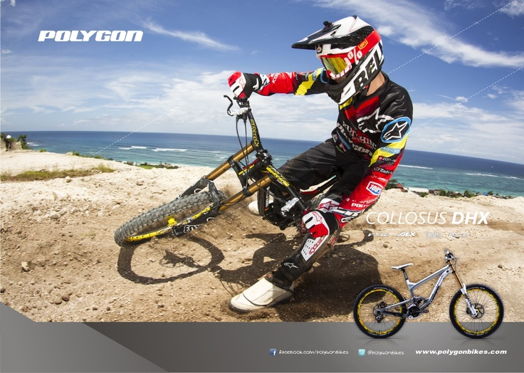 ride Collosus DHX!
