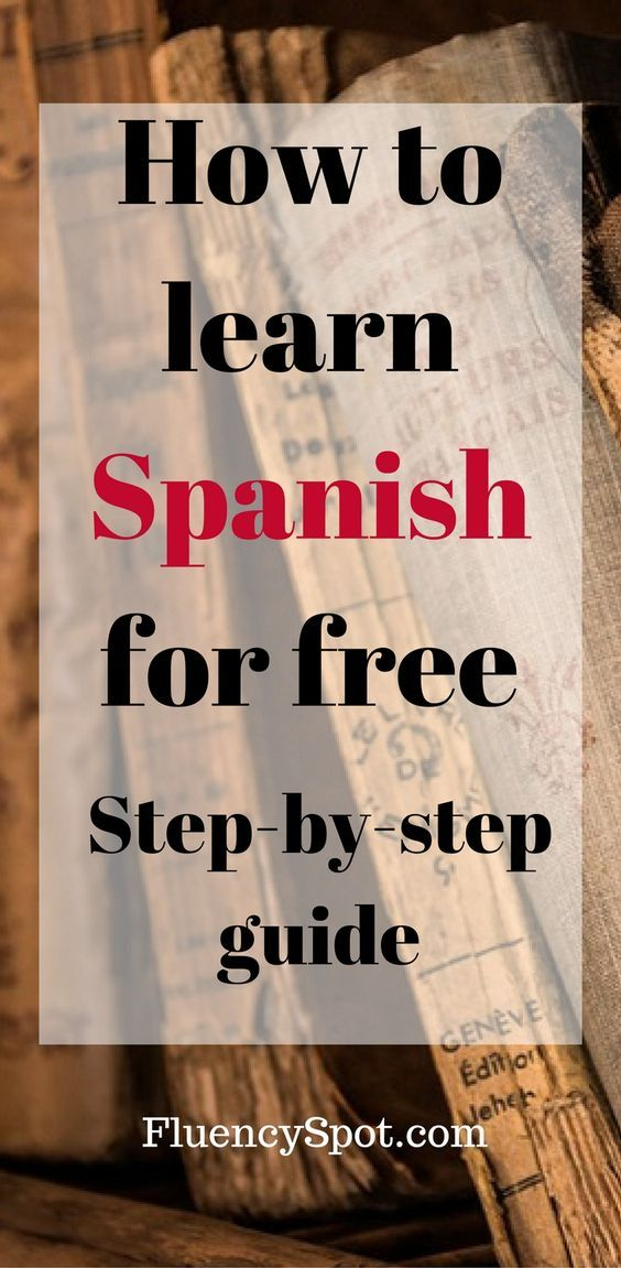 Teach Me Spanish: A Step-by-Step Guide for Beginners ...