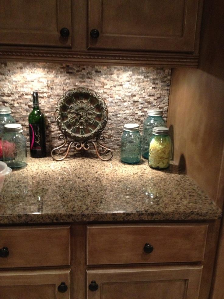 Anne Sloan Glasses Tile Cabinets Lights Backsplash Ideas Design