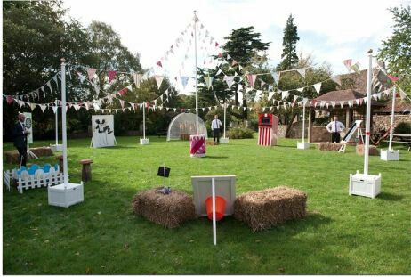 Village fete ideas