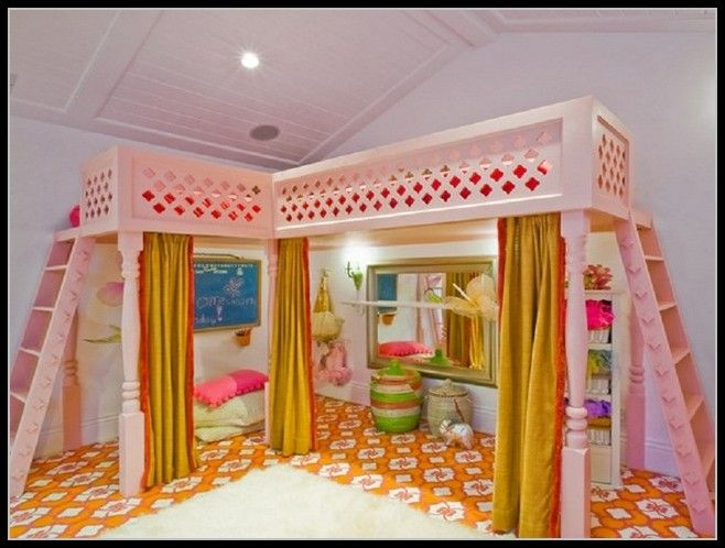 1000 Ideas About L Shaped Bunk Beds On Pinterest Corner