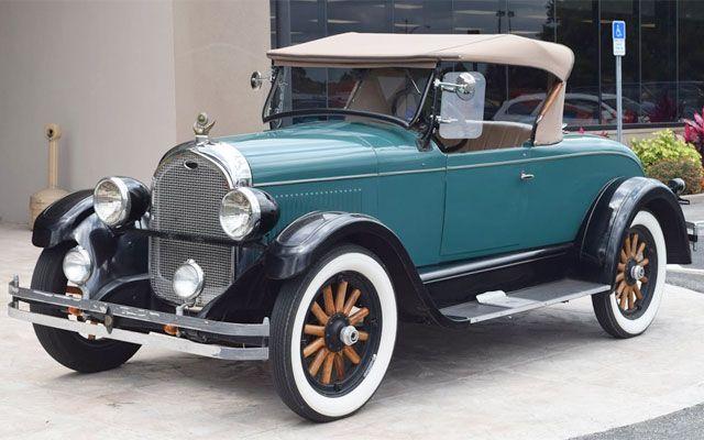 1927 Chrysler Model 50 Roadster
