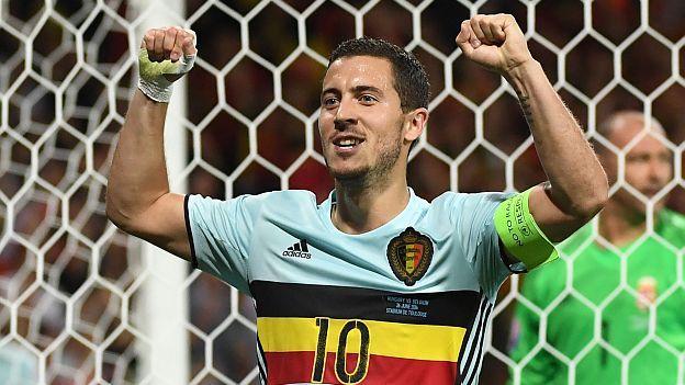 Gales vs Bélgica EN VIVO EN DIRECTO ONLINE este viernes en Lille por un pase a la ronda de semifinales de la Eurocopa Francia 2016.