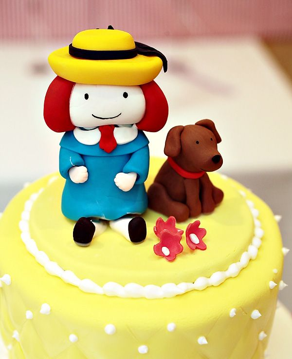 A cute little Madeline Party!