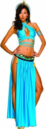 Secret Wishes Playboy Sexy Cleopatra Costume, Blue, Medium  #Blue #Cleopatra #Costume #Medium #Playboy #Secret #Sexy #SexyHalloweenCostume #Wishes Halloween Spirit