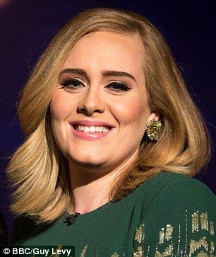 All I want for Christmas is Adele's hair! JULIA LAWRENCE shows how to | Daily Mail Online