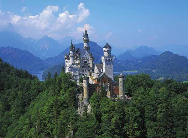 Castelul Neuschwanstein – o dovadă de iubire – Featured, Travel   Catchy
