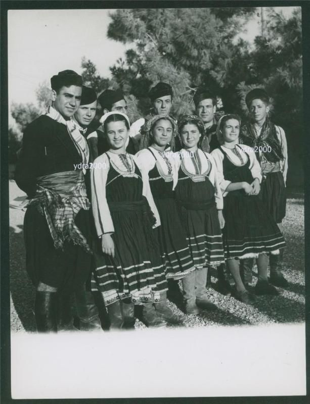 GREECE RHODES LOCAL DRESSES FROM ARCHANGELOS ? [ΕΜΠΟΝΑΣ] ORIGINAL PHOTO. www.eBay.com