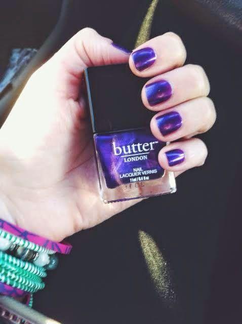 butter LONDON | HRH Review