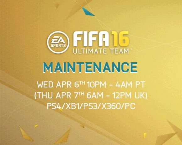 What do you think this FIFA maintenance could mean?