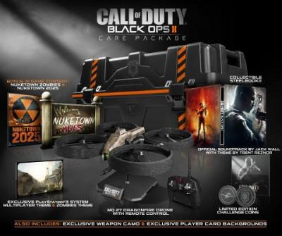 Call of Duty: Black Ops 2 Care Package (Ultimate Collectors Edition) (PS3)