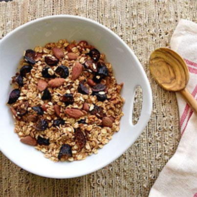 Simple Heart Healthy Granola | Musings of the Palate | Pinterest