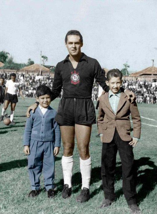 Gilmar dos Santos Neves, um dos maiores goleiros que o Brasil já conheceu!