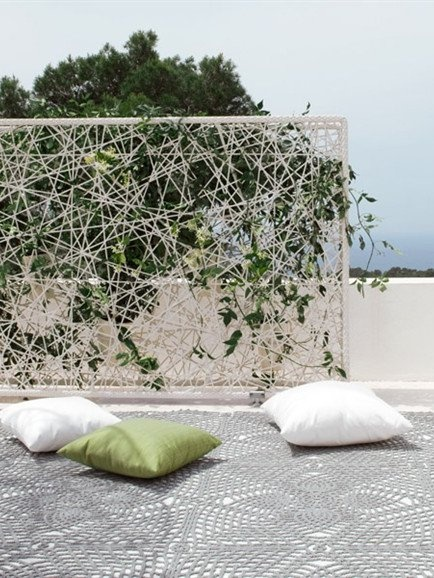 Garden Partition Green By Dedon Design Jean Marie