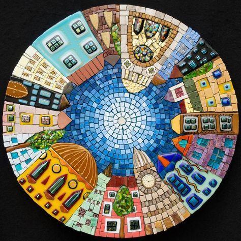 мозаика - как вдохновение!   Журнал Ярмарки Мастеров