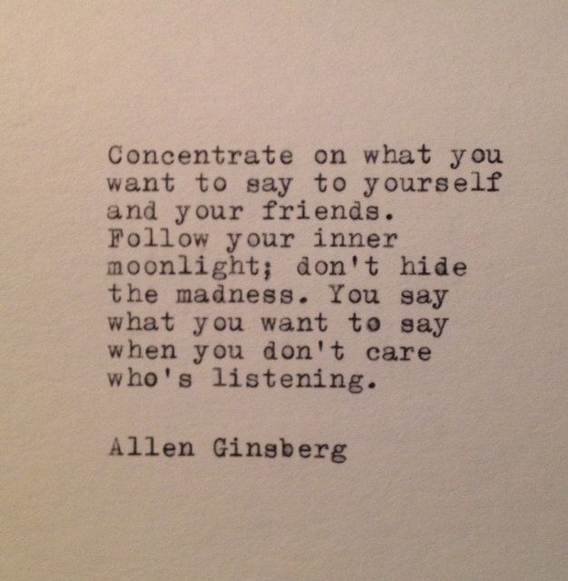 Allen+Ginsberg+Quote+Typed+on+Typewriter+by+WhiteCellarDoor
