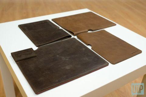 Дизайнерские кожаные чехлы для iPad и iPad mini (12 фото) (2)