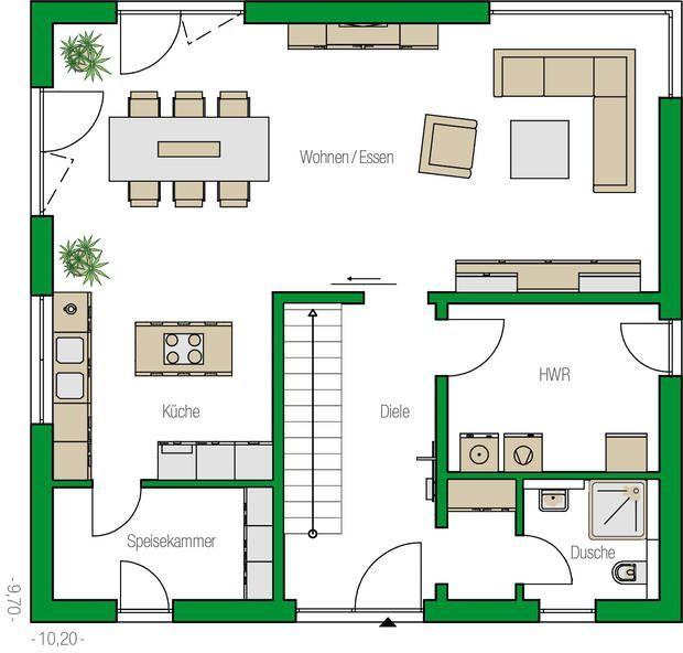 Haustypen von HELMA: Finden Sie Ihr Traumhaus ✓ Wertbeständiger Massivbau ✓ Einfamilienhaus, Stadtvilla oder Bungalow ✓ ► Jetzt online Haus konfigurieren