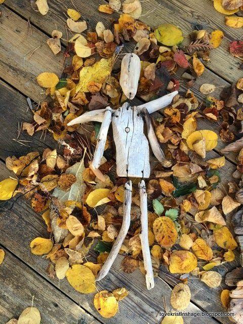 Tove Kristins Hage: Oktober og starten på høstferie, flotte dager, var...