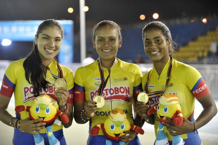Kertinck Sarmiento, María Fernanda Barros y Daniela Mendoza, campeonas mundiales…