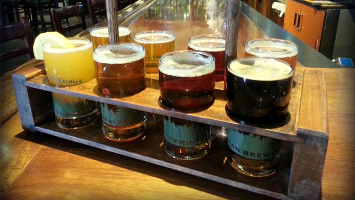 Appalachian Brewing Company Beers
