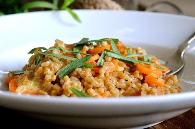 Cremet bygotto med gulerødder | JulieKarla