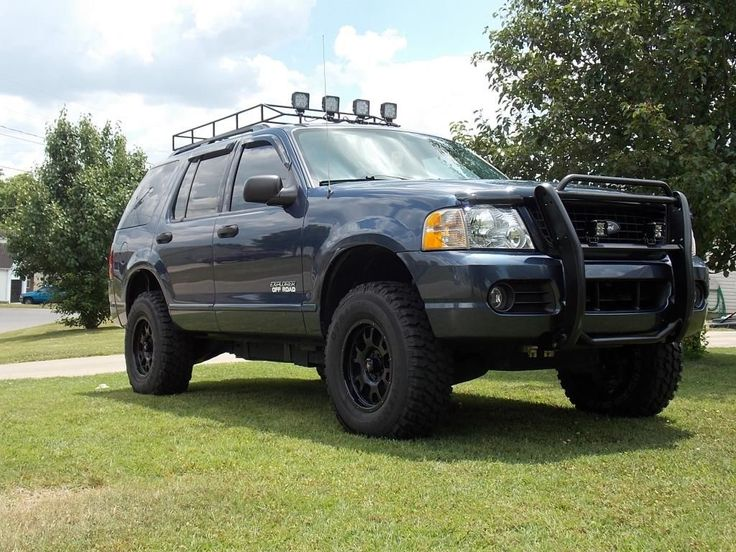 Pin by Pin Trest on Explorer in 2020 Lifted ford