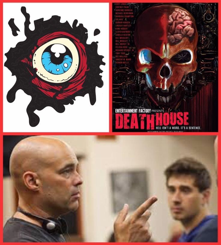 ‪Great new interview with Harrison Smith from I Horror News about the making & upcoming release of Death House Movie  ‪http://ihorror.com/harrisonsmithinterview/‬  #DeathHouse #HarrisonSmith #IHorrorNews #Director #Writer #SupportIndieFilm