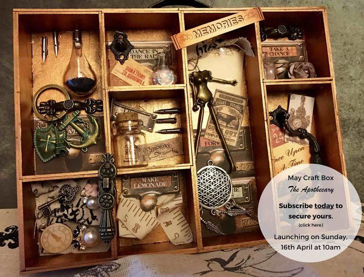 May Craft Box