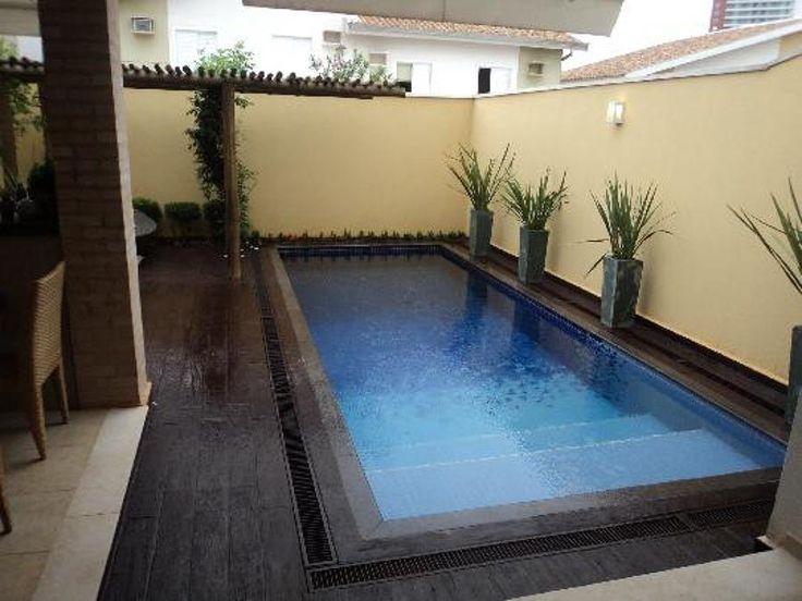 Casa com piscina pequena buscar con google piscinas for Casas pequenas con piscina