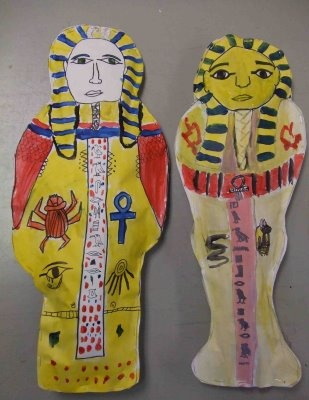 23 best ideas about Egyptian art on Pinterest | 5th grades ...