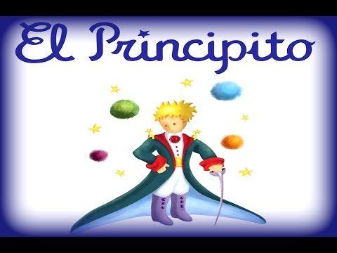 Audiolibro El Principito Completo Ilustrado - YouTube