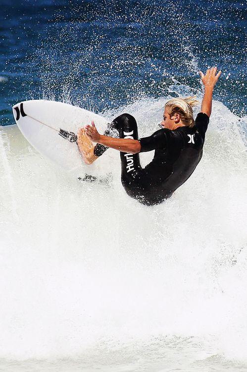 Kai Hing -- Photo: Oz Surf Pics