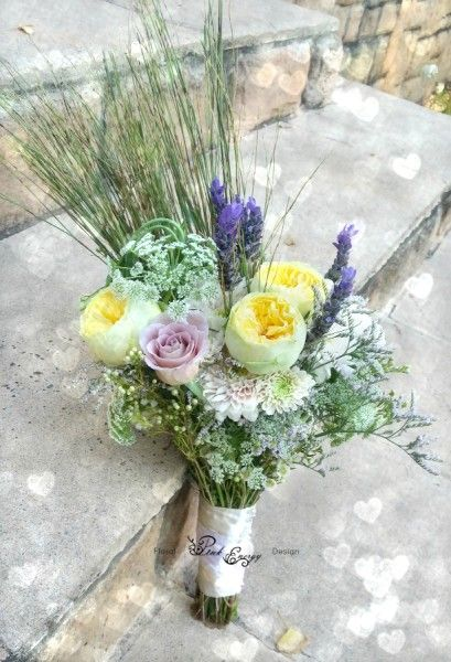 Bridal bouquet - something different. Floral Design  by www.pinkenergyfloraldesign.co.za