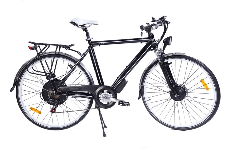 Skuter elektryczny czy rower hybrydowy? | Trybeco: Rowery elektryczne, skutery elektryczne