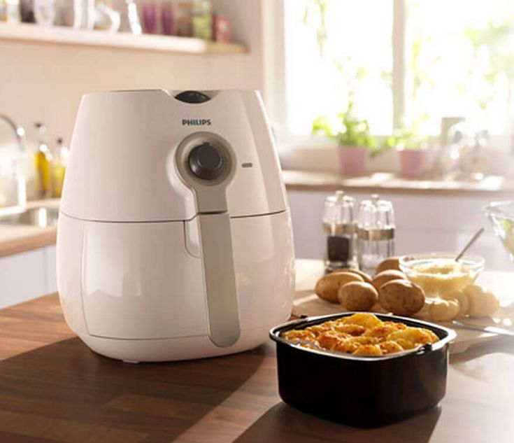 Philips provided unit for giveaway Philips AirFryer Review We have a deep fryer that's been sitting unused for three years. It used to get lots of action, homemade french fries, homemade potato chips, crispy egg…