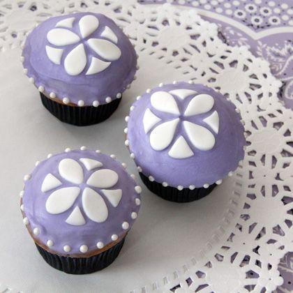Cupcakes de Princesita Sofía
